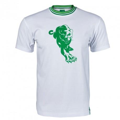 Tee-Shirt junior ASSE panthere blanc