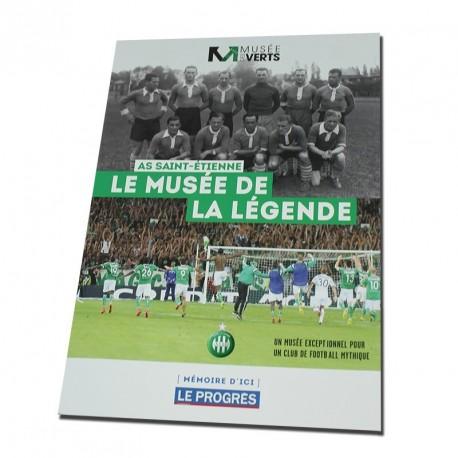 Livre AS Saint-Etienne - Le musée de la Légende