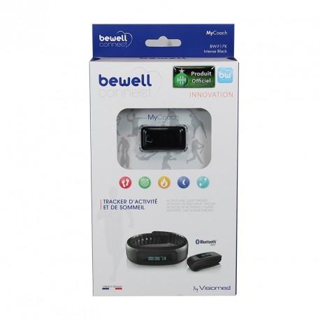 Tracker d'activités Bewell Connect ASSE