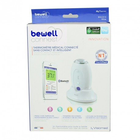 Thermomètre sans contact ASSE Bewell Connect