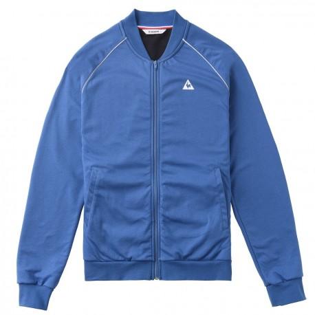 Veste ASSE 76 le coq sportif bleu
