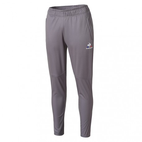 Pantalon entraînement gris ASSE Le Coq Sportif 2016 - 2017