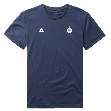 Tee-shirt présentation ASSE Le Coq Sportif bleu 2016 - 2017