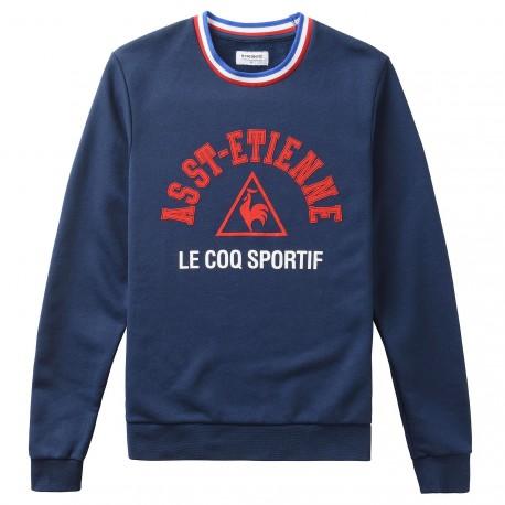 Sweat ASSE Goral Le Coq Sportif Bleu