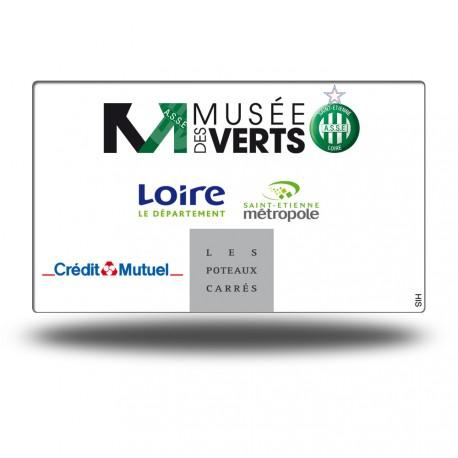 Musée des verts : 1 entrée