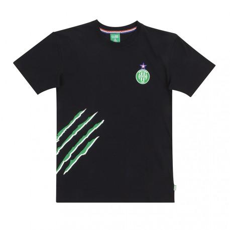 Tee-shirt ASSE Griffe noir 17/18