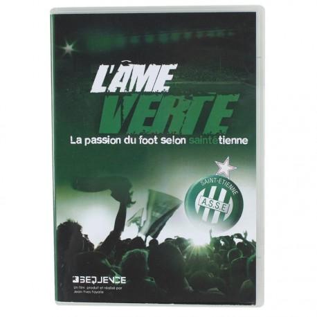 DVD ASSE L'ame Verte - AS Saint-Etienne