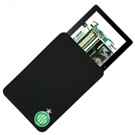 Housse tablette ASSE feutrine noir