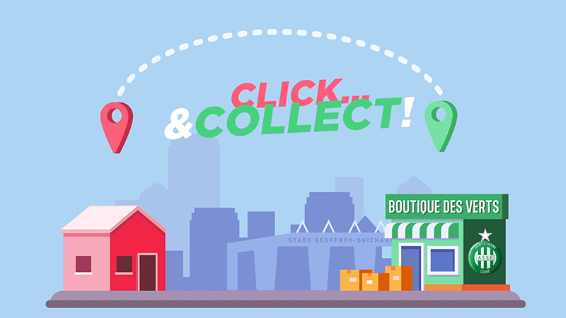 Click and collect ASSE